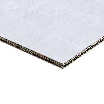 cartone microtriplo 4,5mm non stampato