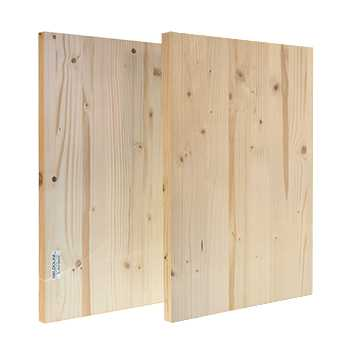 fotoquadro in legno fronte e retro non stampato