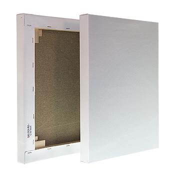 fotoquadro in tela canvas fronte e retro non stampato