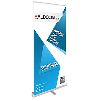 roll-up standard stampato