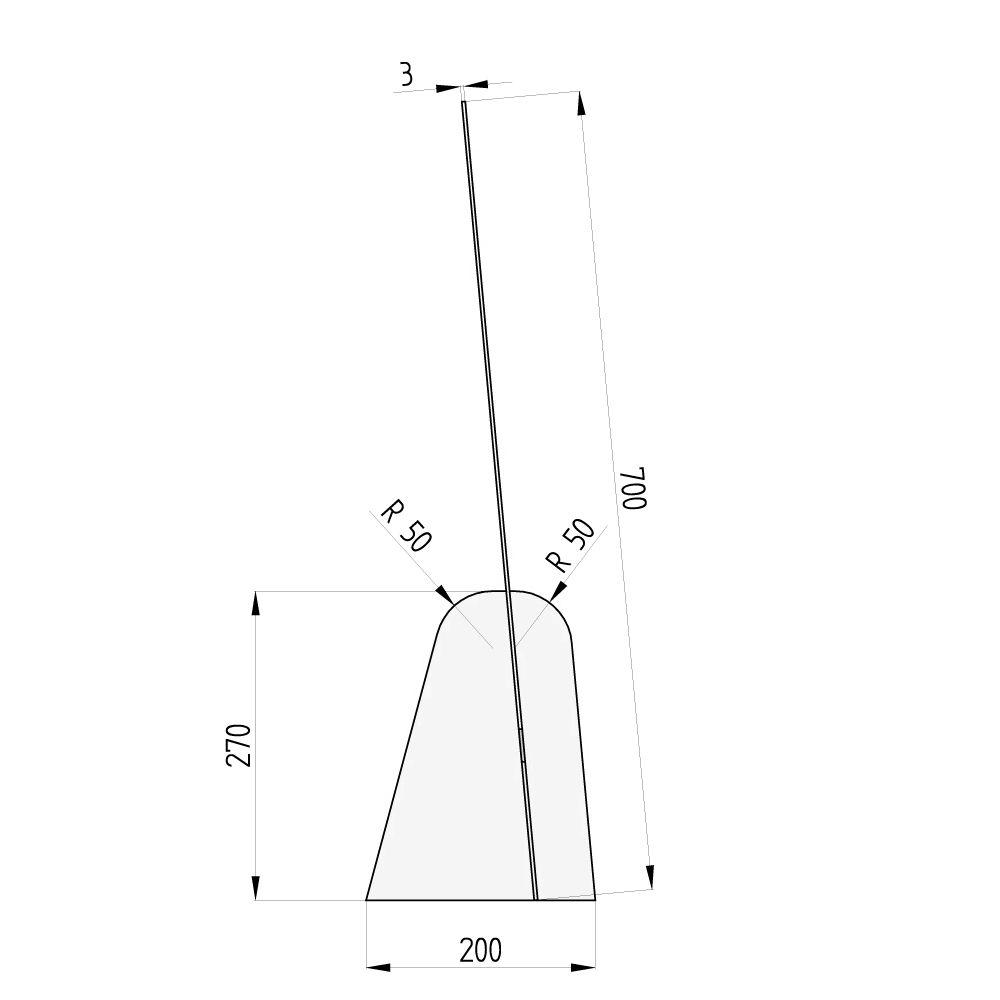 barriera-protettiva-wally-inclinata-disegno-lato-con-quote